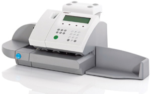 neopost franking machine instructions