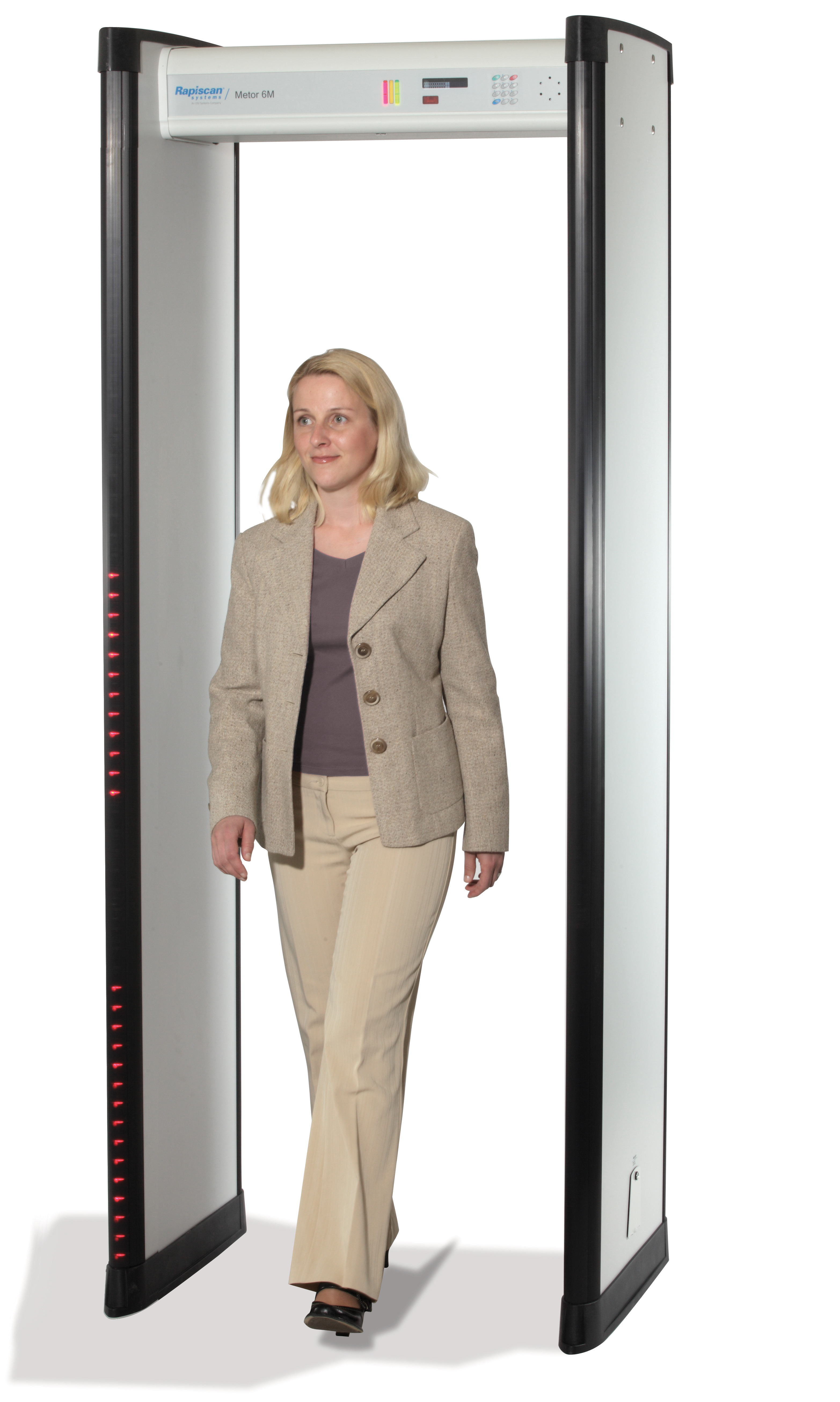 Metor 6M Walk-through Metal Detector